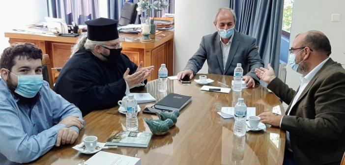 Θεολογικό Συνέδριο στο Θέρμο – Σήμερα η πρώτη επίσημη συνάντηση της επιτροπής διοργάνωσης (ΔΕΙΤΕ ΦΩΤΟ)