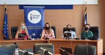 ΠΔΕ Δυτικής Ελλάδας: «Στιγμές Erasmus+» Τα ευρωπαϊκά Προγράμματα στην εποχή της πανδημίας