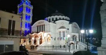 Η Παραβόλα Αγρινίου πανηγύρισε τον Άγιο Μεγαλομάρτυρα Δημήτριο το Μυροβλύτη