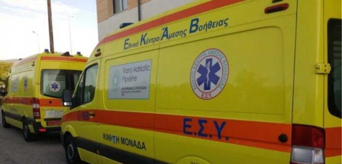 Ηλεία: Τροχαίο δυστύχημα με δύο νεκρούς στο Βαρθολομιό -Αυτοκίνητο παρέσυρε μηχανή