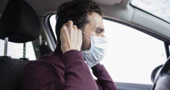 Μάσκα: Πότε «πέφτει» το 150άρι στο αυτοκίνητο