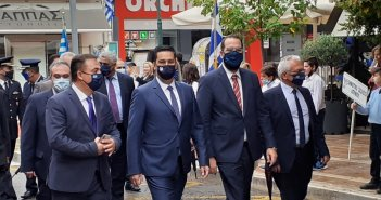 Γιώργος Παπαναστασίου: Οι Έλληνες πολέμησαν με σθένοςυπέρτερες δυνάμειςκαι κατήγαγαν μοναδικές νίκες