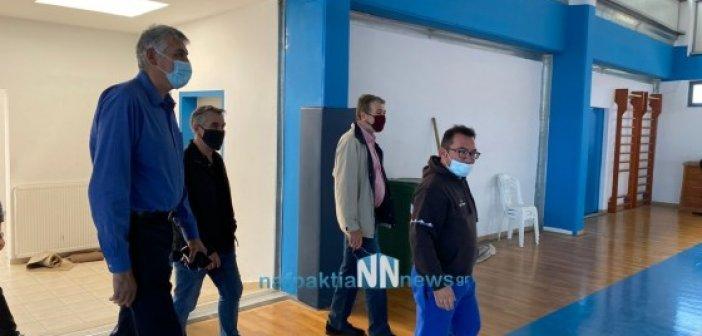 Ο Π.Φασούλας στο Αντίρριο – Μιλά στο N.N. για τις προτάσεις του ως υποψήφιος πρόεδρος της ΕΟΚ (VIDEO)