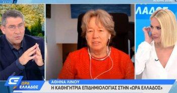Καμπανάκι Λινού: Αν δεν λειτουργήσουν τα μέτρα, σε 8 μέρες θα έχουμε 1600 κρούσματα!
