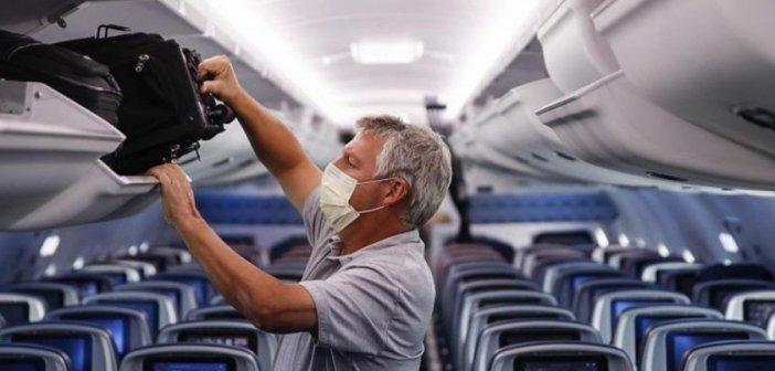 Οι αεροπορικές οδηγίες που θα ισχύουν έως 12 Οκτωβρίου – Ποιες χώρες αποκλείει η Ελλάδα