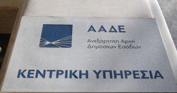 ΑΑΔΕ: Ξεκίνησε η πλατφόρμα για δηλώσεις COVID Οκτωβρίου – Οι προθεσμίες