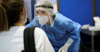 12 νέα κρούσματα κορωνοϊού στην Αιτωλοακαρνανία