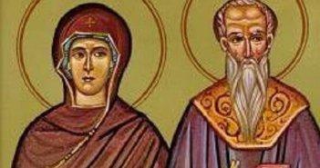 Σήμερα 29 Οκτωβρίου εορτάζουν ο Όσιος Αβράμιος και Μαρία η ανεψιά του