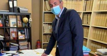 Ο δήμος Θέρμου αποδέχθηκε τη δωρεά στη μνήμη του Λάμπρου Λόη – Υπέγραψε ο Σπ. Κωνσταντάρας