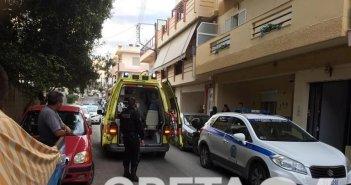Ηράκλειο – Σοκ: Ο 51χρονος σκότωσε τη μητέρα του με πέντε διαφορετικά μαχαίρια