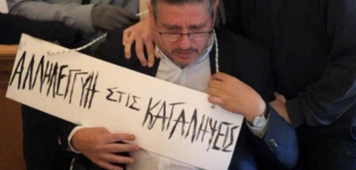 ΑΣΟΕΕ: Ψάχνουν τους δράστες της ντροπιαστικής επίθεσης στον Πρύτανη