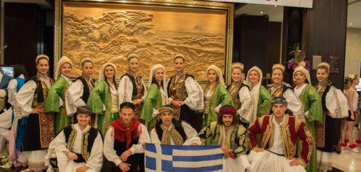Έναρξη τμημάτων χορού-γυμναστικής του Δήμου Αγρινίου