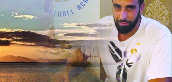 Αστακός – Δημήτρης Δουρούκης: Η μεταγραφή στα όμορφα μέρη της Χαλκίδας (ΦΩΤΟ)