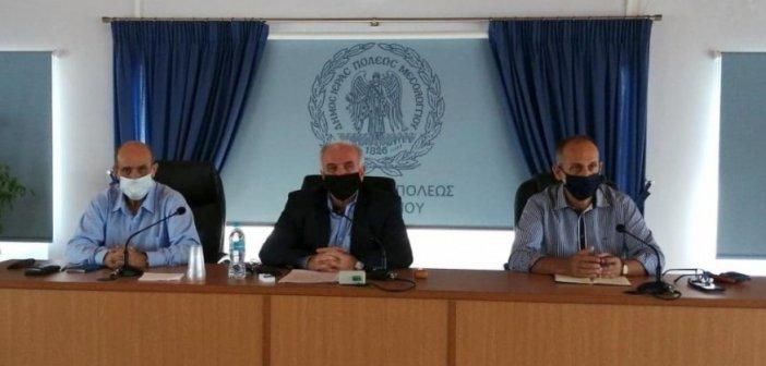 Μεσολόγγι – Κώστας Λύρος: Με ελπίδα κι αισιοδοξία συνεχίζουμε τον προγραμματισμό για το 2021