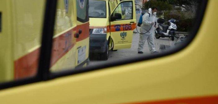 ΕΚΑΒ Δυτικής Ελλάδας: 9 κρούσματα κορωνοϊού σε μια εβδομάδα – 20 σε καραντίνα