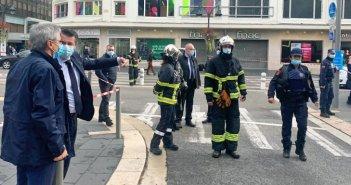 Τρομοκρατική επίθεση στη Γαλλία: Αποκεφάλισαν γυναίκα στη Νίκαια -3 νεκροί