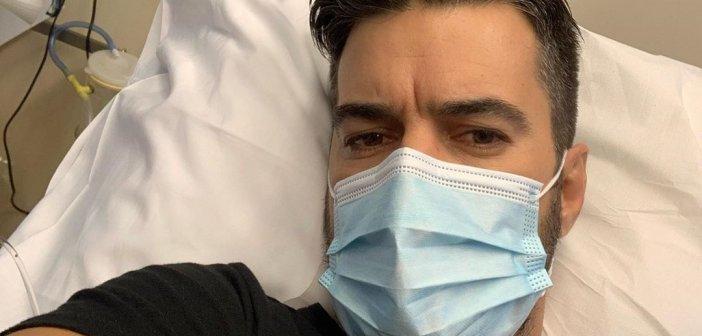 Γιάννης Τσιμιτσέλης: Στο νοσοκομείο ο ηθοποιός