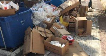 O Σ. Κωστίκογλου θέτει τους συναδέλφους του προ των ευθυνών τους για την καθαριότητα