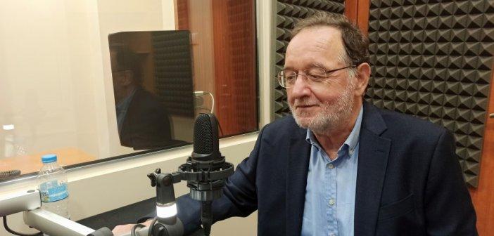 Π. Λαφαζάνης: Νέα πολιτική κίνηση προανήγγειλε μέσω του «Δυτικά Fm»