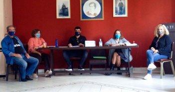 Φωτορεπορτάζ από τις εκλογές του συλλόγου Αστακιωτών