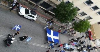 Πάτρα: Προσαγωγές μετά τη μηχανοκίνητη πορεία – Ανάμεσά τους και δημοτικός σύμβουλος