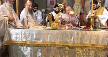 Μεσολόγγι: Θεία Λειτουργία Αγίου Ιακώβου – Δέηση υπέρ Υγείας (ΦΩΤΟ)