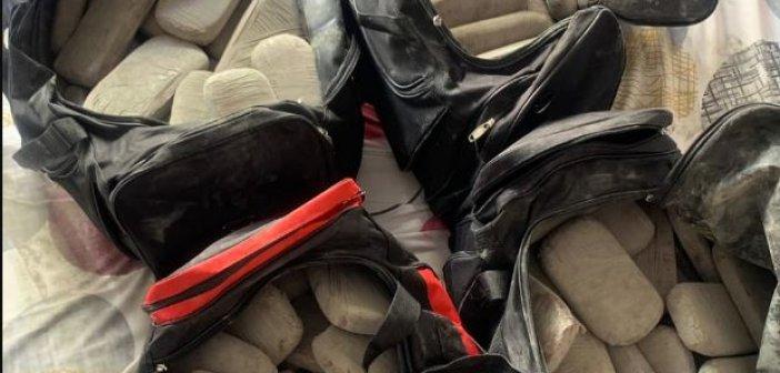 Πάνω από 100 κιλά ηρωίνης εντοπίστηκαν σε διαμέρισμα της Αθήνας