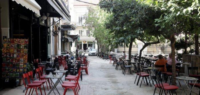 Κορωνοϊός: Ερχεται ολικό κλείσιμο στην εστίαση στις «πορτοκαλί» και «κόκκινες» περιοχές