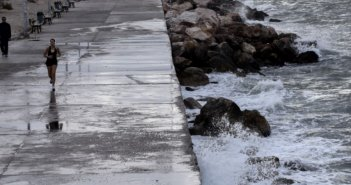 Καιρός: Έρχονται ισχυρές βροχές στο βόρειο Ιόνιο – Δείτε βίντεο, χάρτες