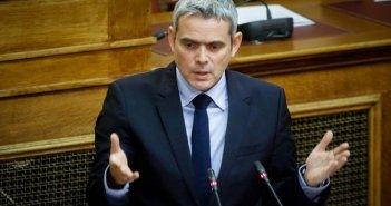 """Κ.Καραγκούνης: """"Άμεση αποκατάσταση των ζημιών σε Μεσολόγγι και Άκτιο-Βόνιτσα"""""""