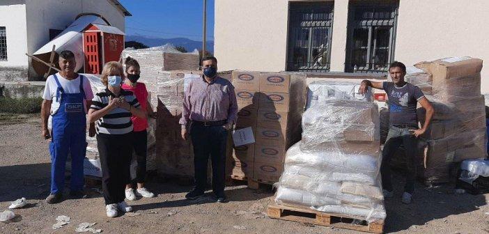 Στην Καρδίτσα στελέχη της δημοτικής αρχής Αγρινίου για την παροχή ανθρωπιστικής βοήθειας (ΔΕΙΤΕ ΦΩΤΟ)