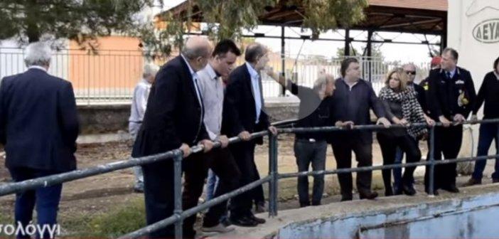 Απ.Κατσιφάρας: Εθιμοτυπική η Επίσκεψη του Περιφερειάρχη στο Μεσολόγγι;
