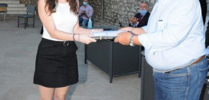 Μεσολόγγι:Το «Κορδόσειο Κοινωφελές Ίδρυμα» επιβραβεύει την Αριστεία