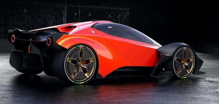 Επιστρέφει η Lancia Stratos;