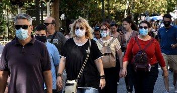 Χαρδαλιάς: Υποχρεωτική η χρήση μάσκας σε εσωτερικούς και εξωτερικούς χώρους όπου υπάρχει συγχρωτισμός