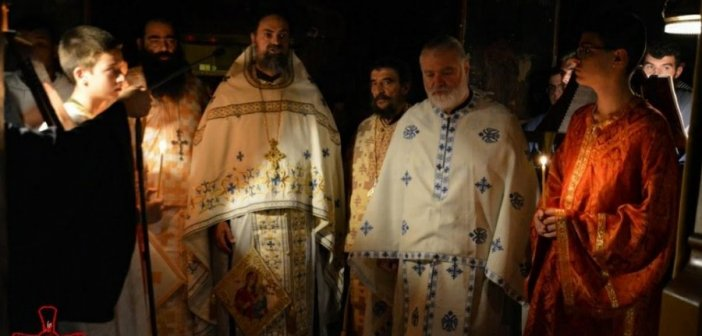 Εορταστικές Εκδηλώσεις στην Ι.Μ. Μυρτιάς για την εορτή της Συνάξεως της Υπεραγίας Θεοτόκου της Μυρτιωτίσσης