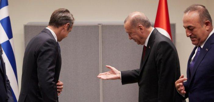 Σεισμός: Η θερμή ανάρτηση Ερντογάν για Μητσοτάκη -«Σας ευχαριστώ, κύριε πρωθυπουργέ»