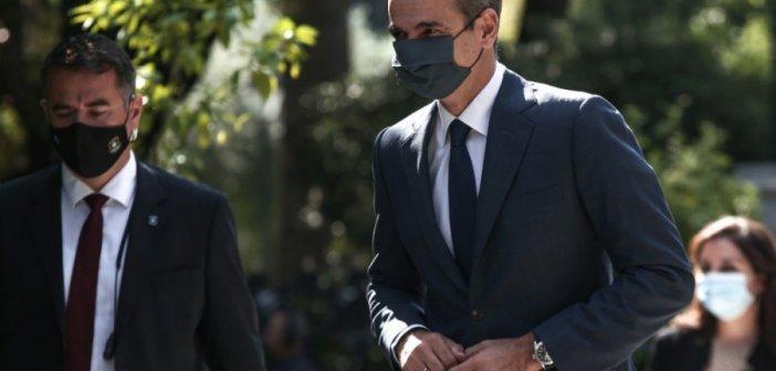 Ο Μητσοτάκης πάει στη Σάμο αμέσως μετά την ανακοίνωση των μέτρων