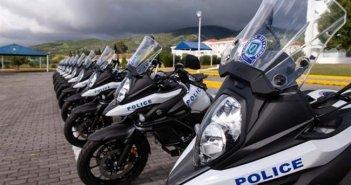 Νέες μοτοσυκλέτες στην Τροχαία Δυτικής Ελλάδας- Από 4 σε Αιτωλία και Ακαρνανία