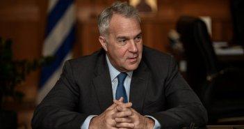 Μ. Βορίδης: Καταβάλλονται 30 εκατομμύρια ευρώ περίπου για την ενίσχυση των αιγοπροβατοτρόφων