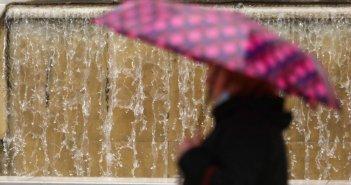 Καιρός: Πτώση της θερμοκρασίας σήμερα – Δείτε πού θα βρέξει