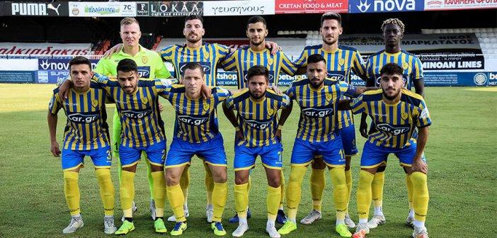 O Παναιτωλικός η «νεότερη» ομάδα της ελληνικής Super League