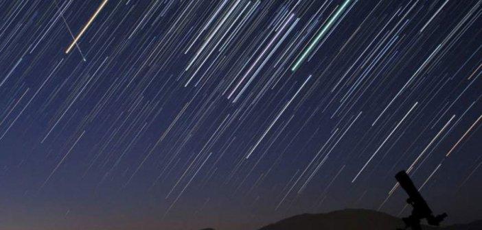 Κορυφώνονται απόψε και αύριο το βράδυ οι «Ωριωνίδες» στην Ελλάδα
