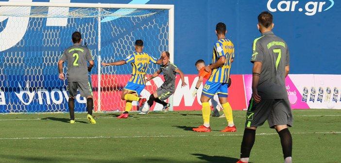 Παναιτωλικός: Νίκησε 1-0 τον Παναγρινιακό παίζει αύριο με την ΑΕ Μεσολογγίου