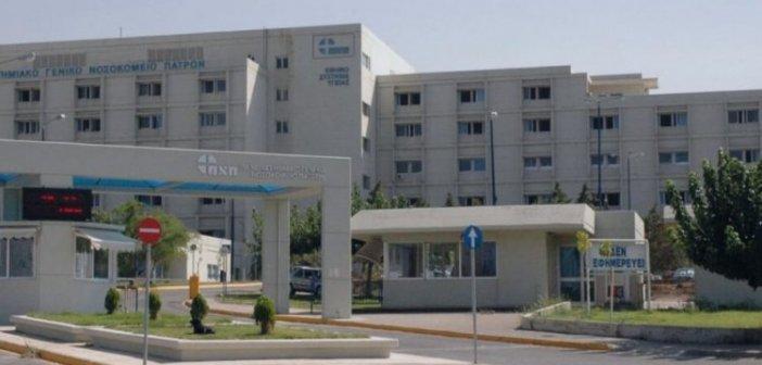 Από το Αγρίνιο στο Ρίο μεταφέρθηκε ασθενής με κορωνοϊό