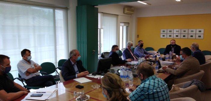 Π.Ε.Δ. Δυτ. Ελλάδας: Συνάντηση εργασίας με τον Ευρωπαϊκό Όμιλο Εδαφικής Συνεργασίας (ΕΟΕΣ) «Εύξεινη Πόλη» (ΦΩΤΟ)
