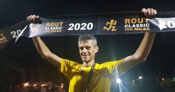 Ο Αγρινιώτης Ζησιμόπουλος μεγάλος νικητής στον ROUT Classic 100 Miles