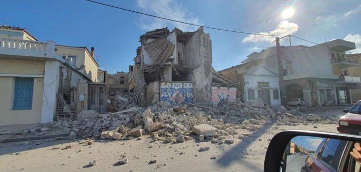 Σεισμός – Τραγωδία στη Σάμο! Νεκροί δυο μαθητές στο Βαθύ  – Καταπλακώθηκαν από τοιχίο