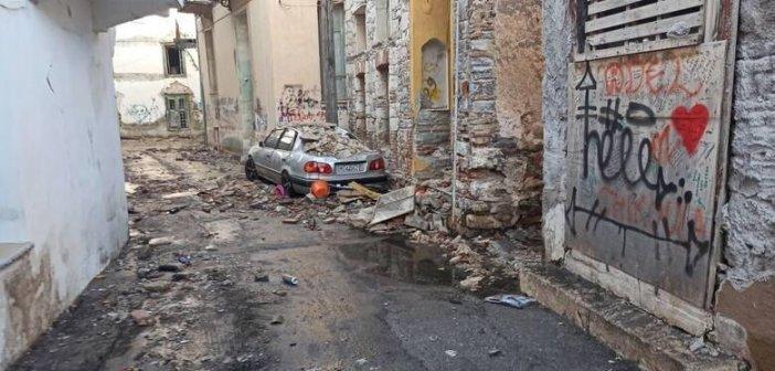 Σεισμός στη Σάμο: Στην Αθηνα με C-130 14χρονος και μια γυναίκα με τραύματα στο κεφάλι