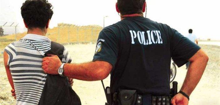 Αγρίνιο: Συνελήφθησαν δύο Αλβανοί για παράνομη είσοδο στη χώρα